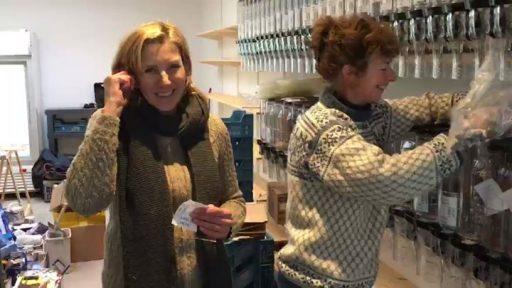 Afbeelding #000 voor het verhaal Video: lunchcafé Imagine aan de Nieuwe Burg opent volgende week
