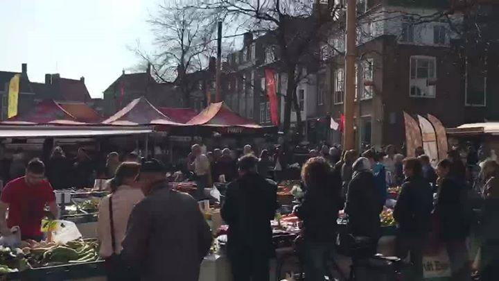 Afbeelding #000 voor het verhaal Video: Marktdag Middelburg, 16 maart 2017