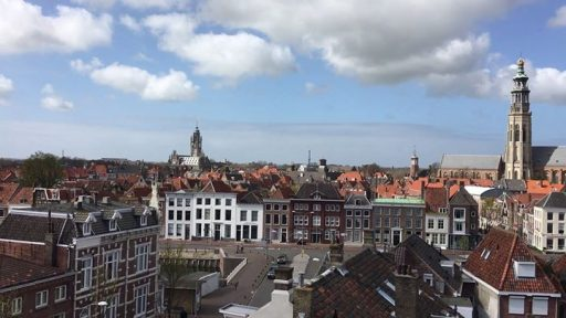 Afbeelding #000 voor het verhaal Video: Middelburg Centrum, 6 april 2017