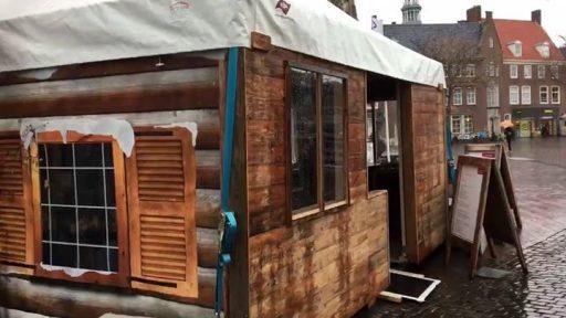 Afbeelding #000 voor het verhaal Video: Middelburg Winterstad in opbouw op het Tympaanplein