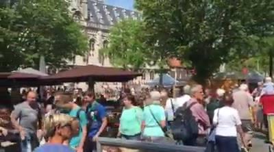 Afbeelding #000 voor het verhaal Video: Middelburgs strandweer