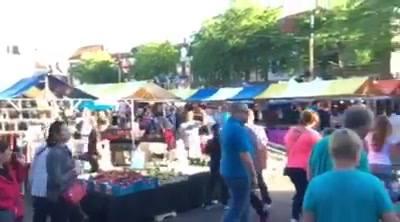 Afbeelding #000 voor het verhaal Video: Nachtmarkt Middelburg, 12 augustus 2016
