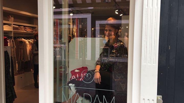 Afbeelding #000 voor het verhaal Video: openingsweekend Fashion Boutique Madam