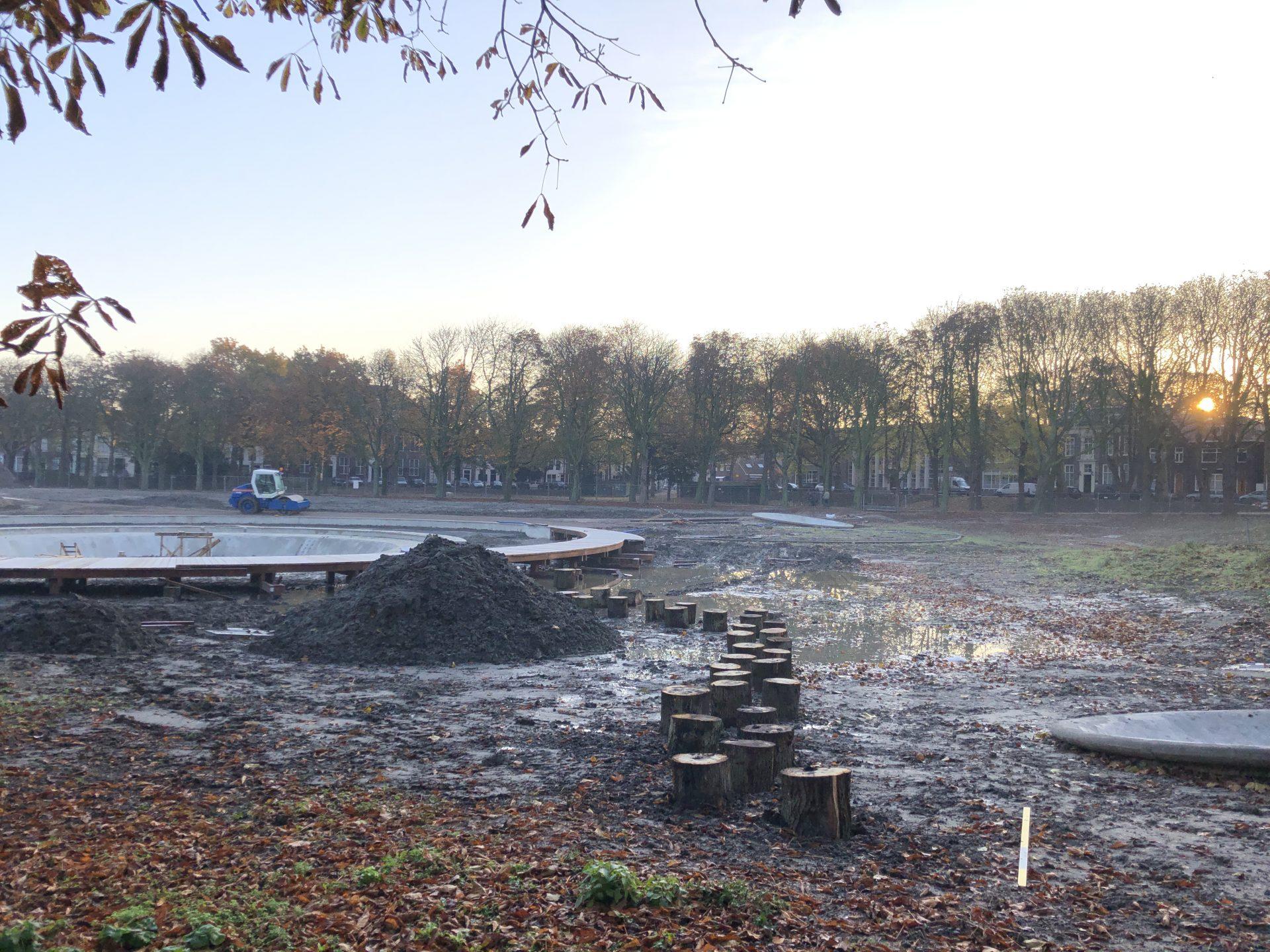 Afbeelding #000 voor het verhaal Video: Plan Molenwater Middelburg in vogelvlucht