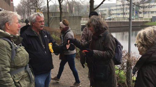 Afbeelding #000 voor het verhaal Video: Plantenjacht Middelburg, 29 december 2016