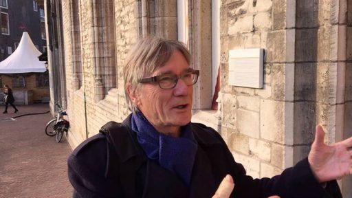 Afbeelding #000 voor het verhaal Video: Stadsarchivaris Peter Sijnke met pensioen