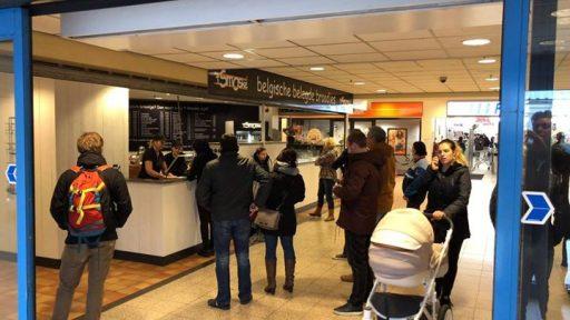 Afbeelding #000 voor het verhaal Video: 't Smoske Middelburg opent met een volle bak