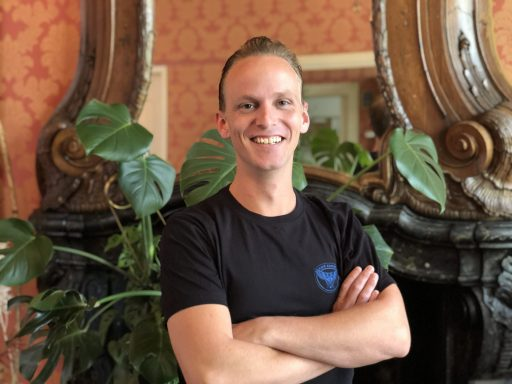 Afbeelding #000 voor het verhaal Vincent Colauto, de chef van Klein Café Cliché Middelburg