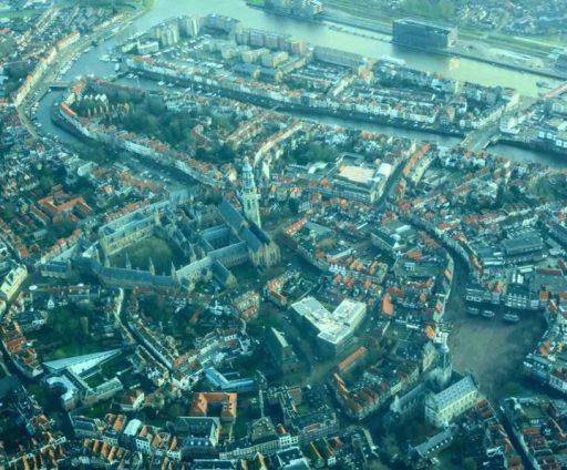 Afbeelding #000 voor het verhaal Vliegen over Middelburg, 28 januari 2018