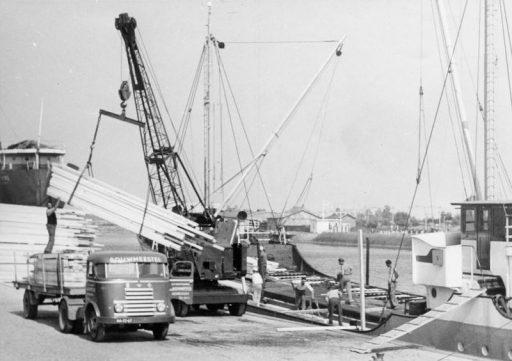 Afbeelding #000 voor het verhaal Vrachtverkeer in Middelburg door de jaren heen