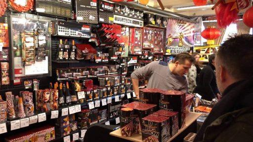 Afbeelding #000 voor het verhaal Vuurwerk kopen in Middelburg, 30 december 2017