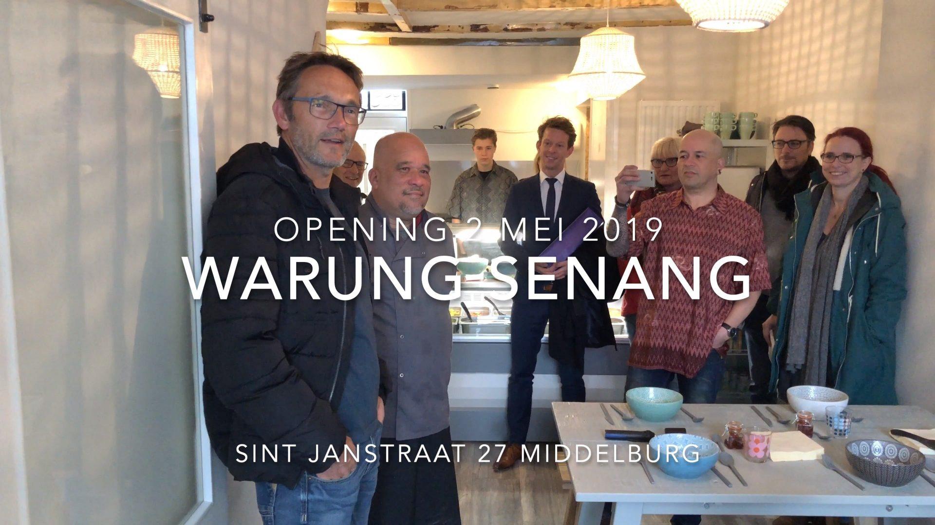 Afbeelding #000 voor het verhaal Warung Senang officieel geopend in de Sint Janstraat