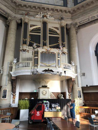 Afbeelding #002 voor het verhaal Wat een attractie! De beklimming van de Oostkerk in Middelburg