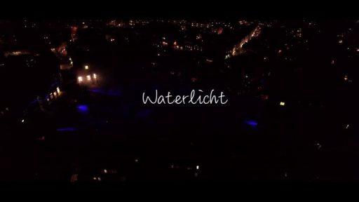 Afbeelding #000 voor het verhaal Waterlicht maakt indruk in Middelburg