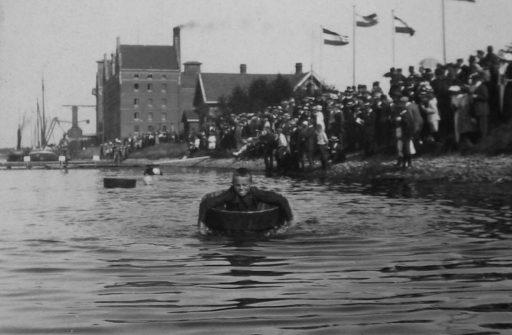 Afbeelding #002 voor het verhaal We willen alleen maar zwemmen: op zoek naar Middelburgse verkoeling, toen en nu