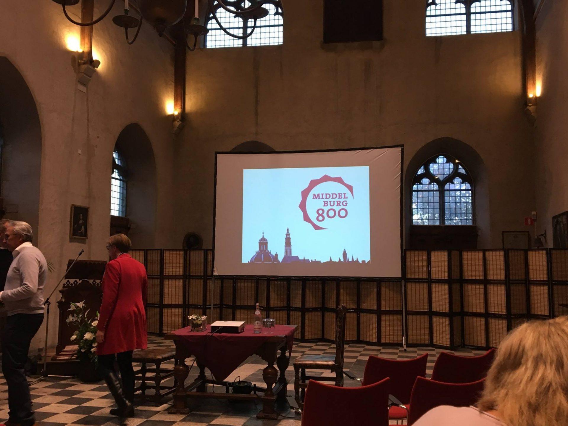 Afbeelding #000 voor het verhaal Website Middelburg800.com gaat live