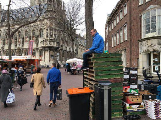 Weekmarkt Middelburg