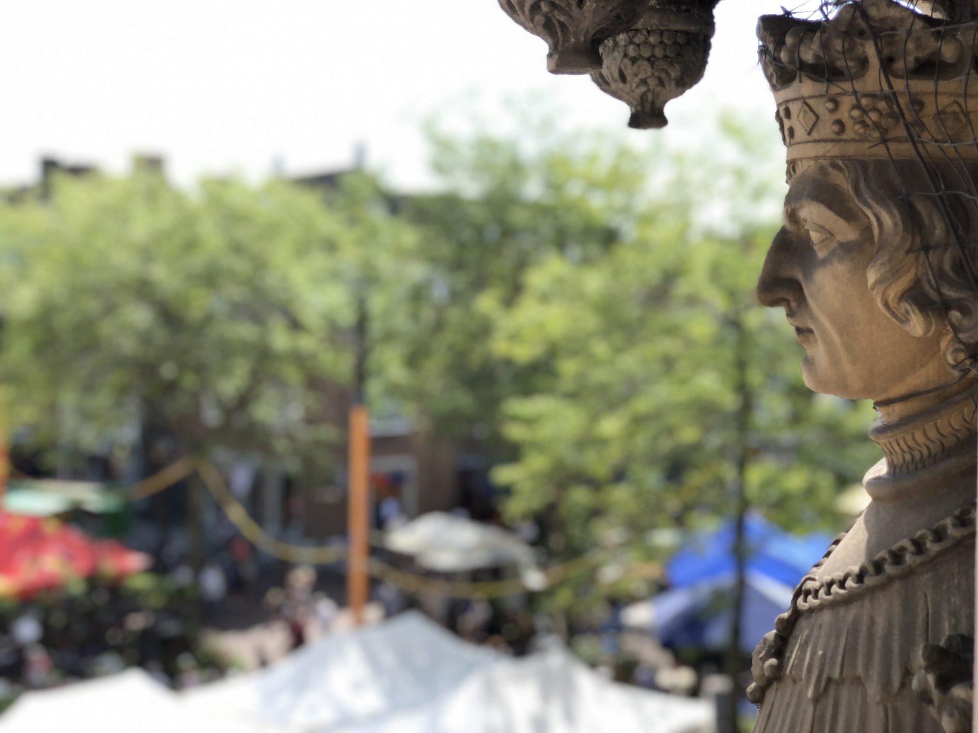 Afbeelding #002 voor het verhaal Weekmarkt Middelburg, 20 augustus 2020
