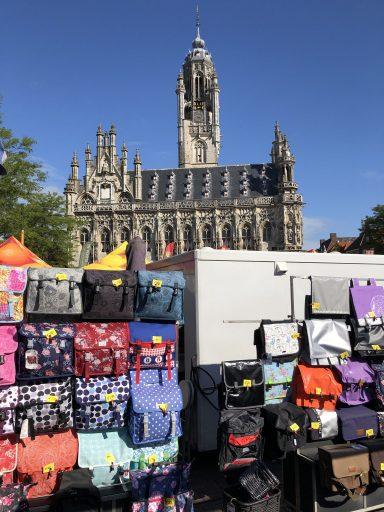 Afbeelding #003 voor het verhaal Weekmarkt Middelburg, 23 juli 2020