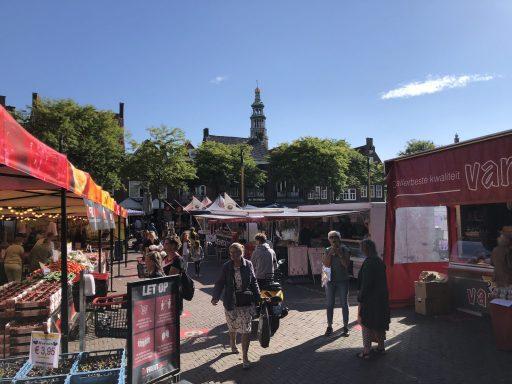 Afbeelding #004 voor het verhaal Weekmarkt Middelburg, 23 juli 2020