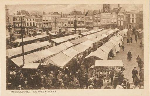 Afbeelding #000 voor het verhaal Weekmarkt Middelburg op 26 i.p.v. 27 april!