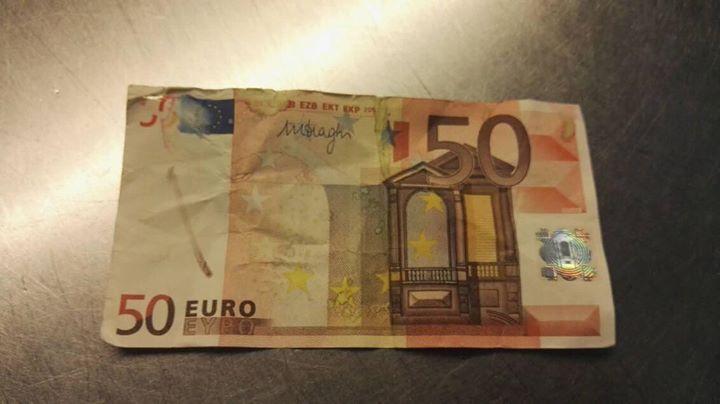 Afbeelding #000 voor het verhaal Weer valse briefjes van 50 in omloop in Middelburg