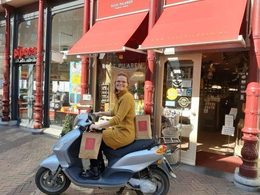 Afbeelding #000 voor het verhaal Welke Middelburgse winkels in non-food bezorgen nu ook?