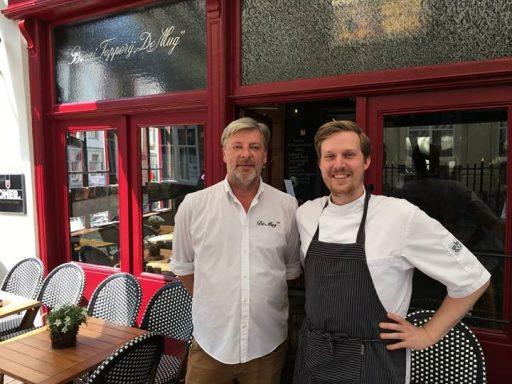 Afbeelding #000 voor het verhaal Welkom bij de VOM, café-restaurant De Mug!