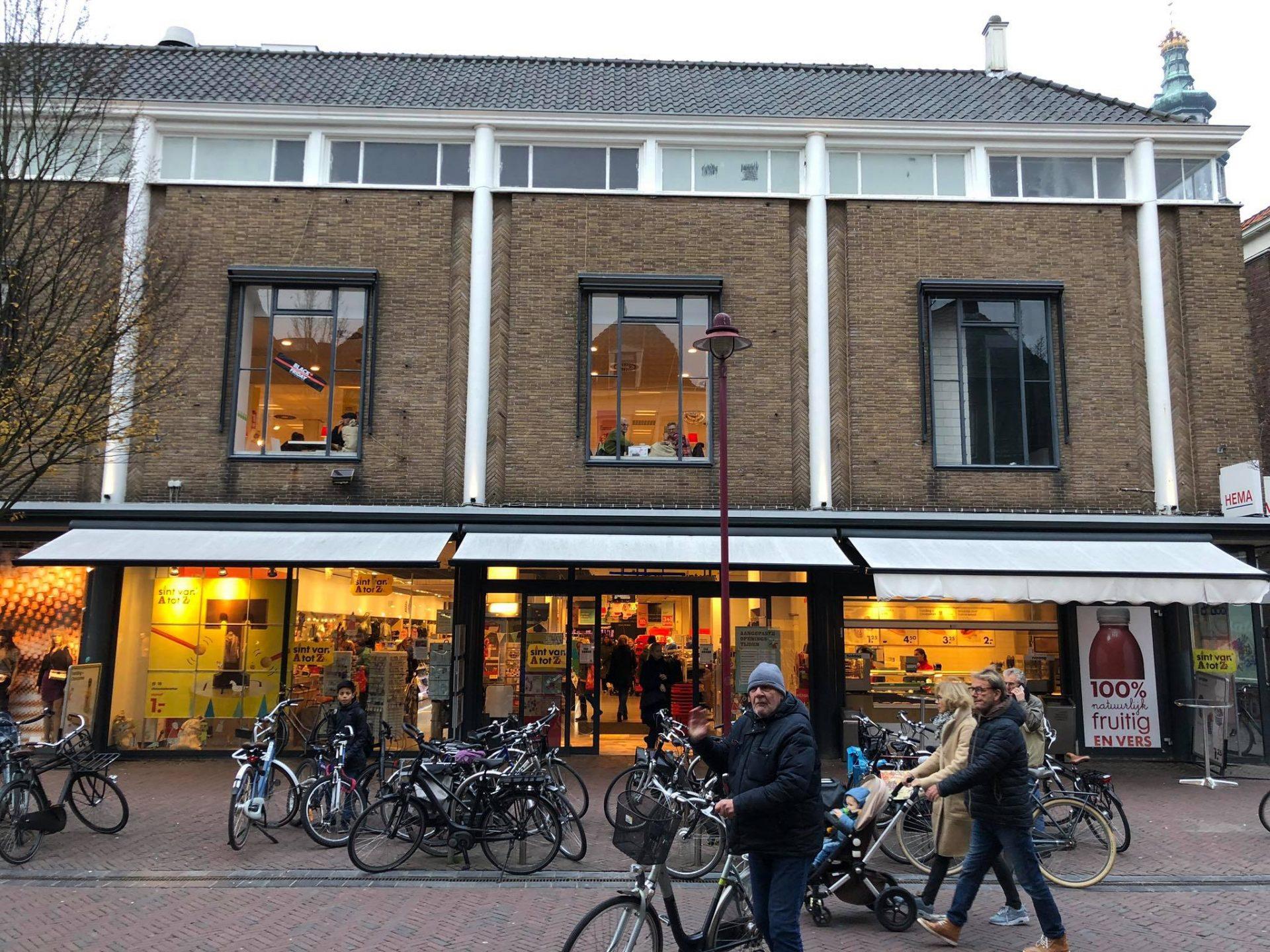 Afbeelding #001 voor het verhaal Welkom bij de VOM, HEMA Middelburg