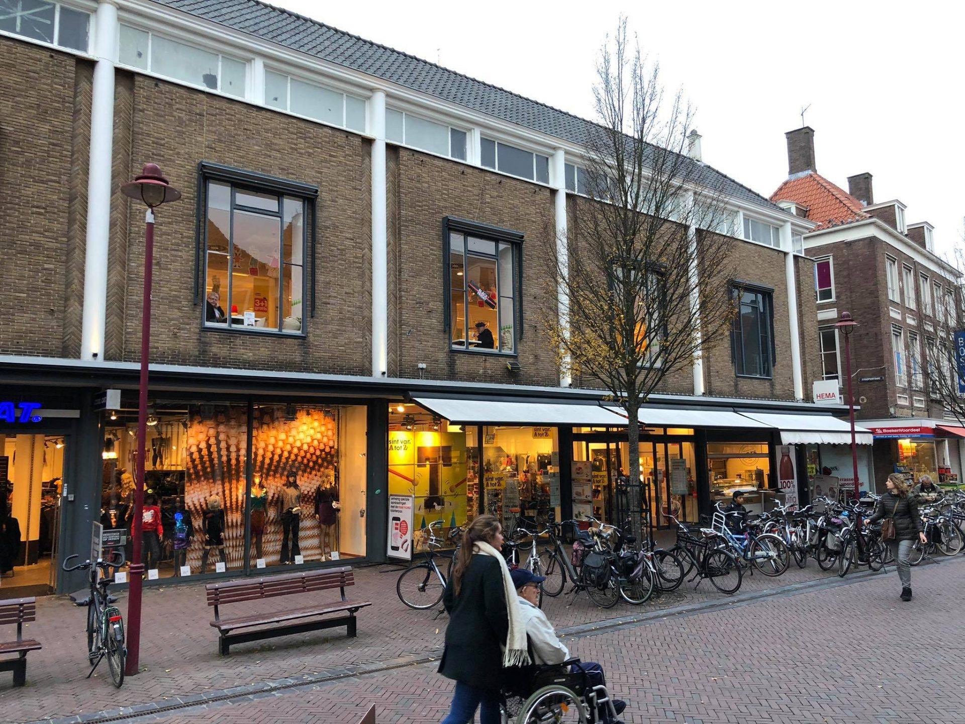 Afbeelding #002 voor het verhaal Welkom bij de VOM, HEMA Middelburg