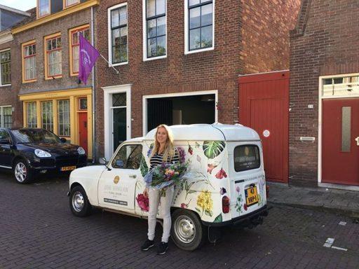Afbeelding #000 voor het verhaal Welkom bij de VOM, Joeke Verhoeven Floral Design!