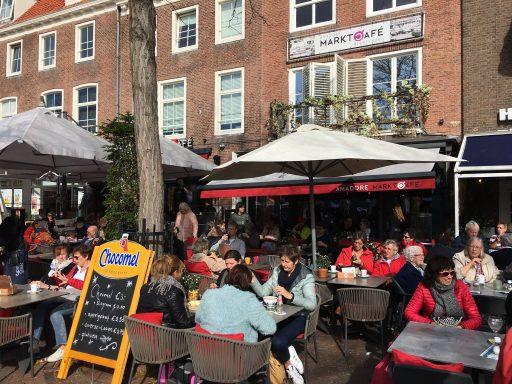 Afbeelding #000 voor het verhaal Welkom bij de VOM, Marktcafé Middelburg