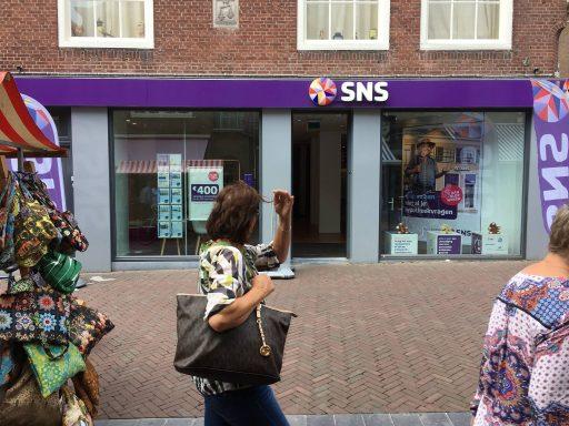 Afbeelding #002 voor het verhaal Welkom bij de VOM, SNS Bank Middelburg!