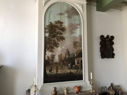 Afbeelding #002 voor het verhaal Welkom in de Gouden Croone! De historische schoonheid van Houtkaai 17