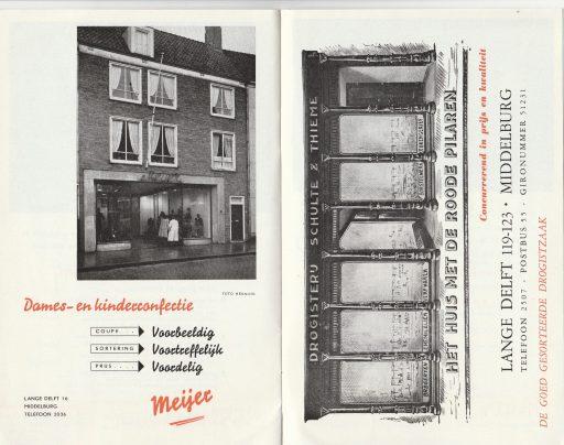 Afbeelding #003 voor het verhaal Welkom in Middelburg, omstreeks 1950
