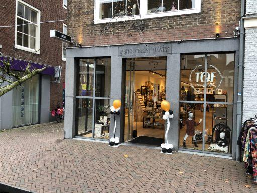 Afbeelding #000 voor het verhaal Welkom in Middelburg, TOF Conceptstore!