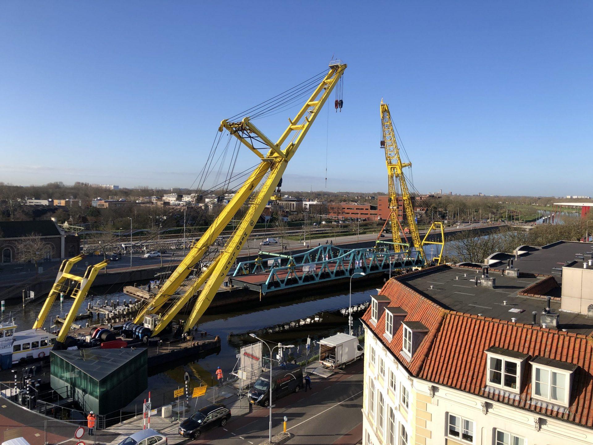 Afbeelding #000 voor het verhaal Welkom thuis, Stationsbrug Middelburg!
