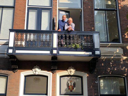 Afbeelding #000 voor het verhaal Werelden van verschil in ApartHotel Waepen van Middelburg