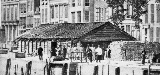 Afbeelding #002 voor het verhaal Werk in uitvoering in Middelburg, door de jaren heen