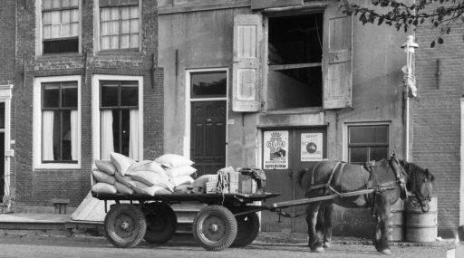 Afbeelding #017 voor het verhaal Werk in uitvoering in Middelburg, door de jaren heen