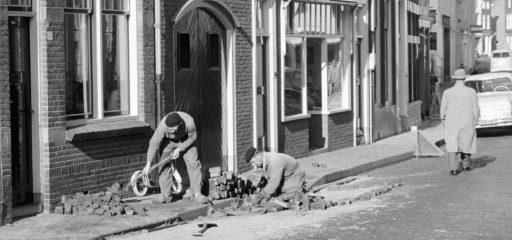 Afbeelding #023 voor het verhaal Werk in uitvoering in Middelburg, door de jaren heen