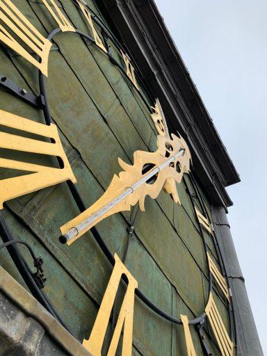 Afbeelding #000 voor het verhaal Werken in de kroon van de Lange Jan