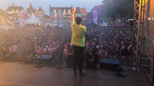 Afbeelding #002 voor het verhaal Wij waren De Stad 2019: Middelburg in juli en augustus