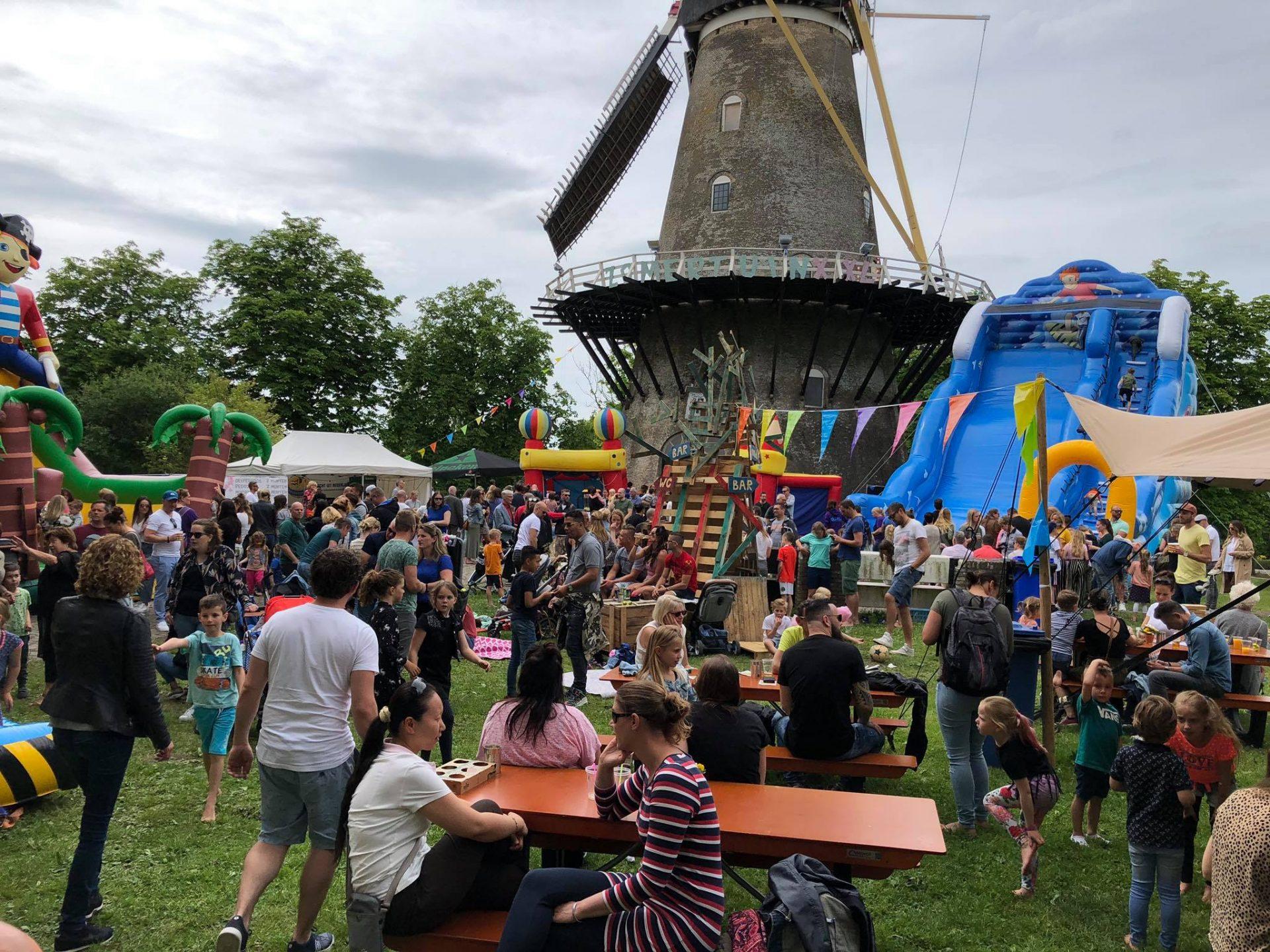Afbeelding #000 voor het verhaal Wij waren De Stad 2019: Middelburg in mei en juni