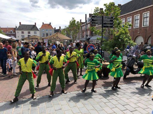 Afbeelding #002 voor het verhaal Wij waren De Stad 2019: Middelburg in mei en juni