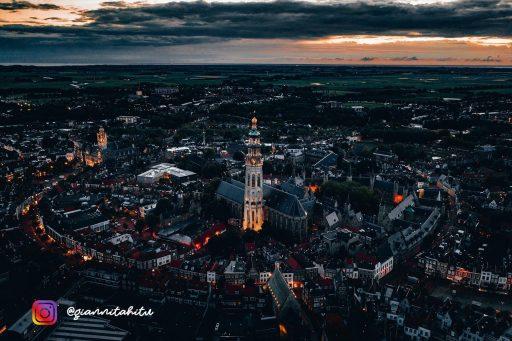 Afbeelding #000 voor het verhaal Wij zijn De Stad bij nacht! 5 prachtbeelden van Gianni Tahitu