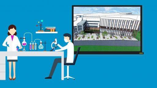 Afbeelding #000 voor het verhaal Wij zijn het laboratorium!