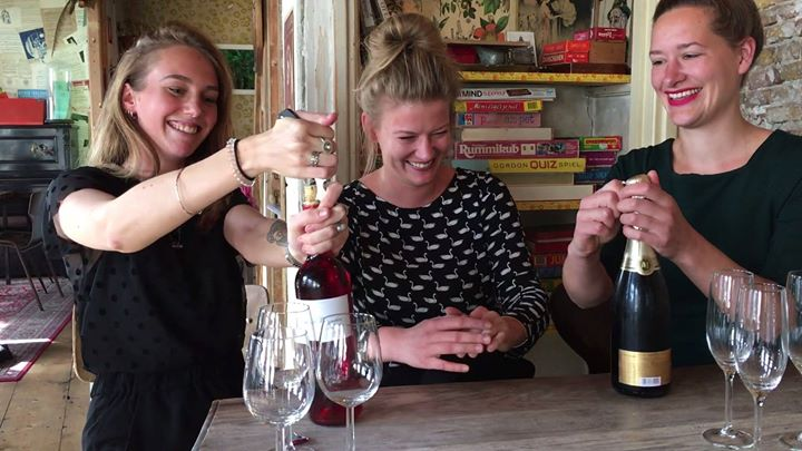 Afbeelding #000 voor het verhaal Wijnfestival Middelburg 2017: proeven in de Herberg