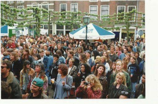 Afbeelding #000 voor het verhaal Willen we meer of minder evenementen in Middelburg?