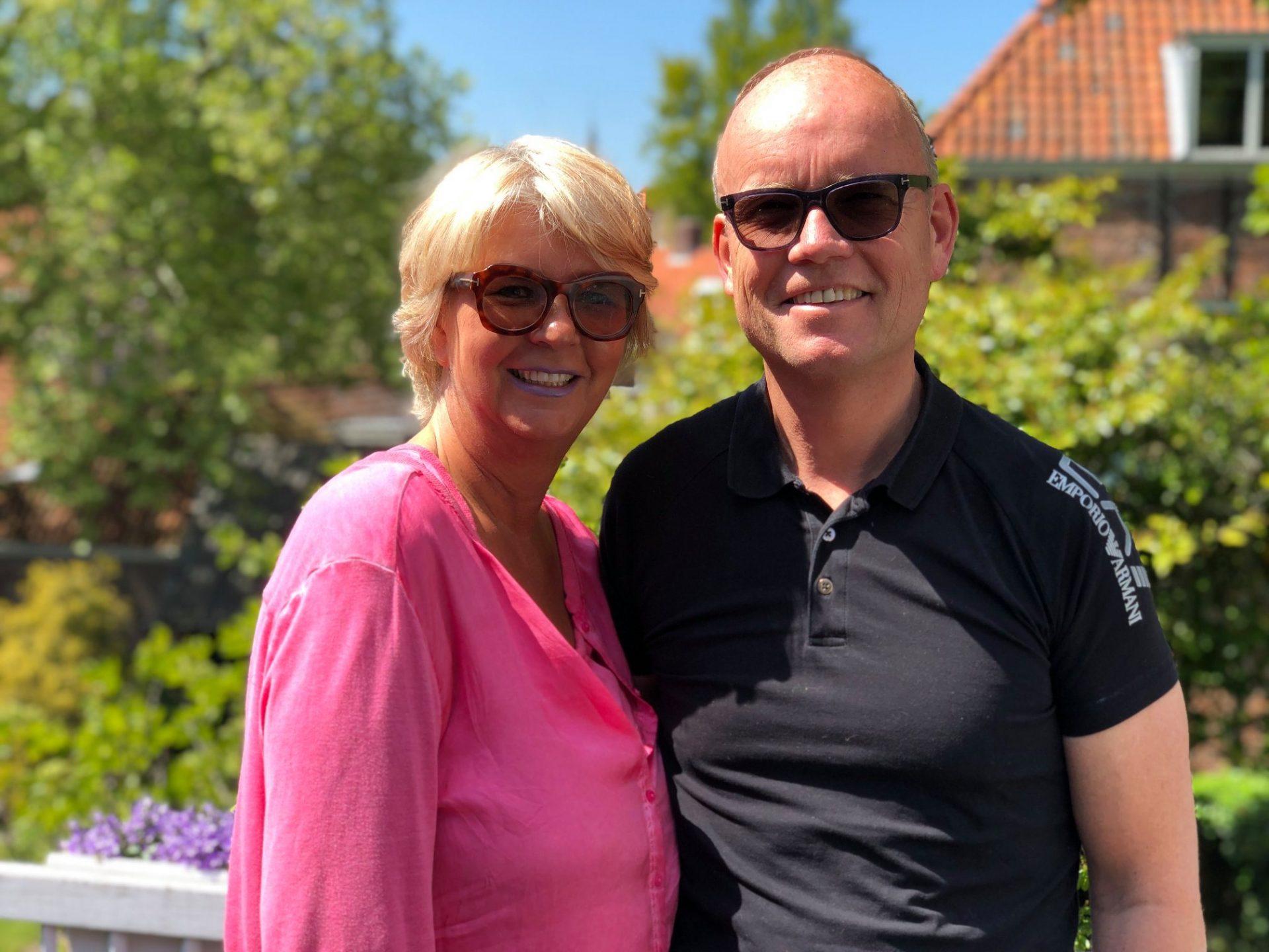 Afbeelding #000 voor het verhaal Wim en Silvia Koning: de nieuwe eigenaars van B&B Montancourt Middelburg